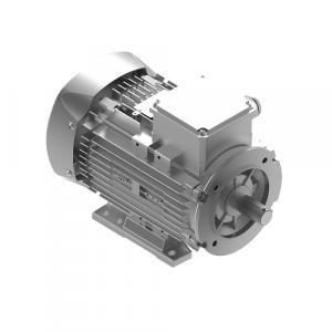 Aluminum motors