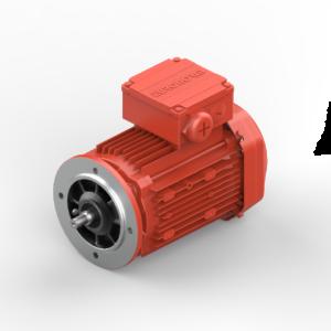 Compact motor