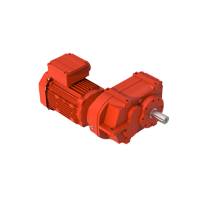 Parallel-shaft gearmotor, Type JRTF