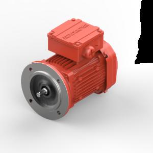 Euronorm motors